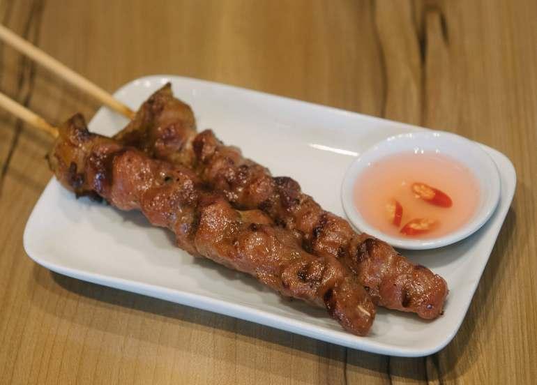 inengs, barbecue, bbq, filipino food, pulutan
