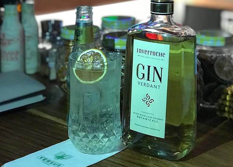 Gin from Versus Barcade