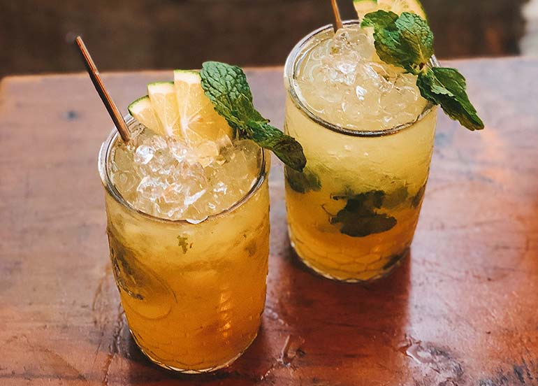 Mojitos from Big Bad Wolf
