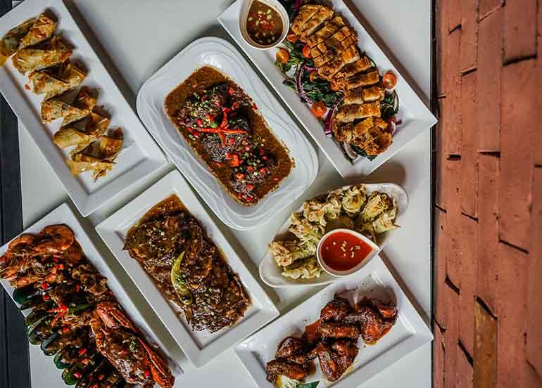 Filipino Food from Limbaga 77
