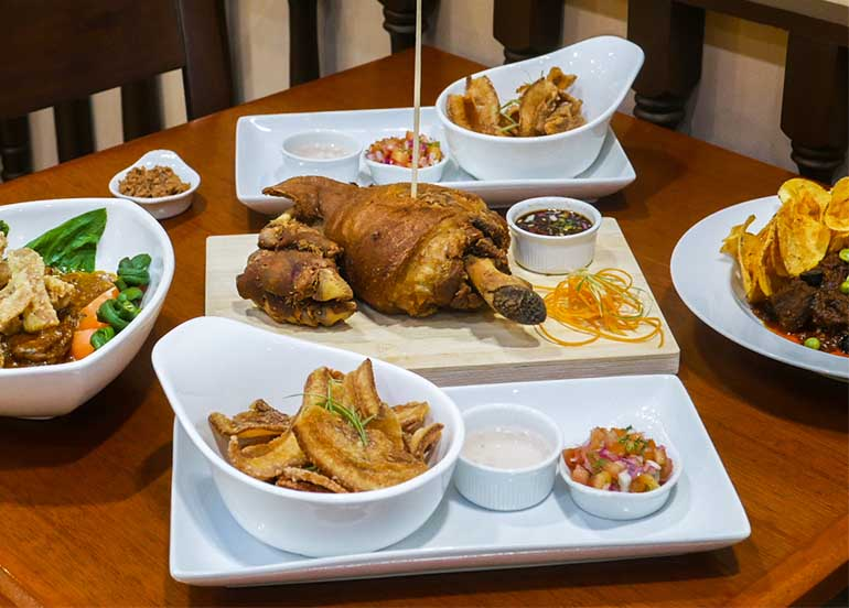 Marison's Filipino Food