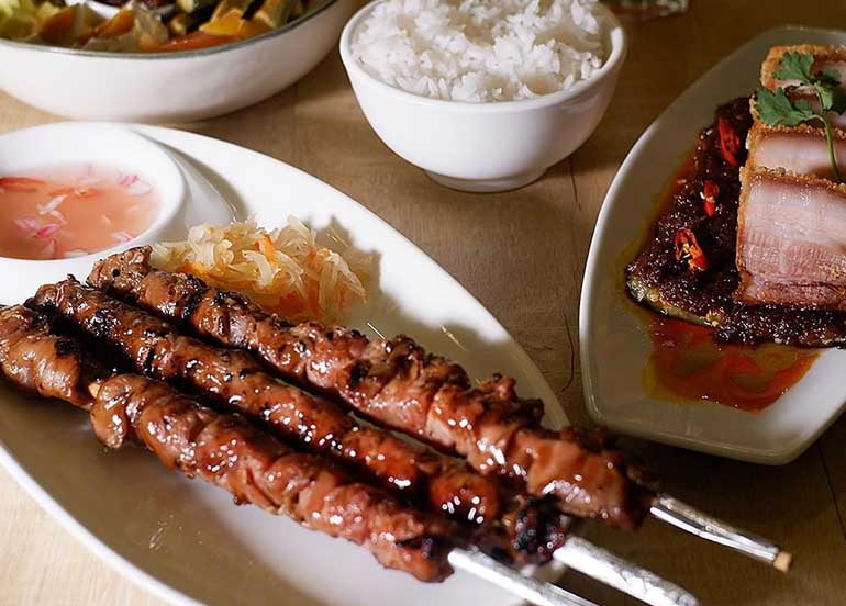 Barbeque and Meat from Crisostomo