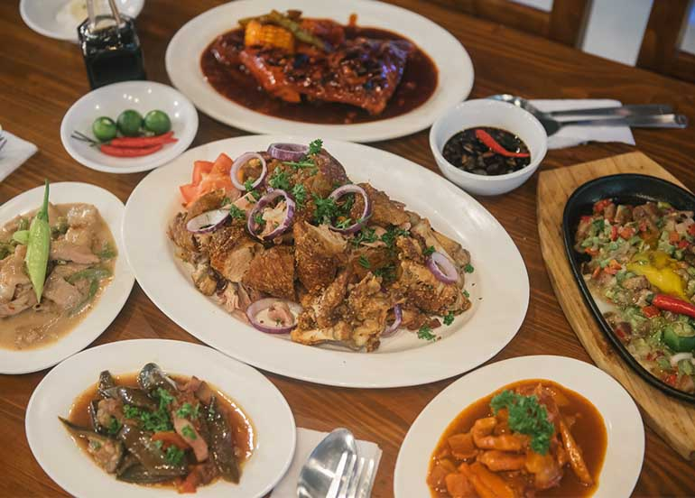 Paluto Filipino Dishes