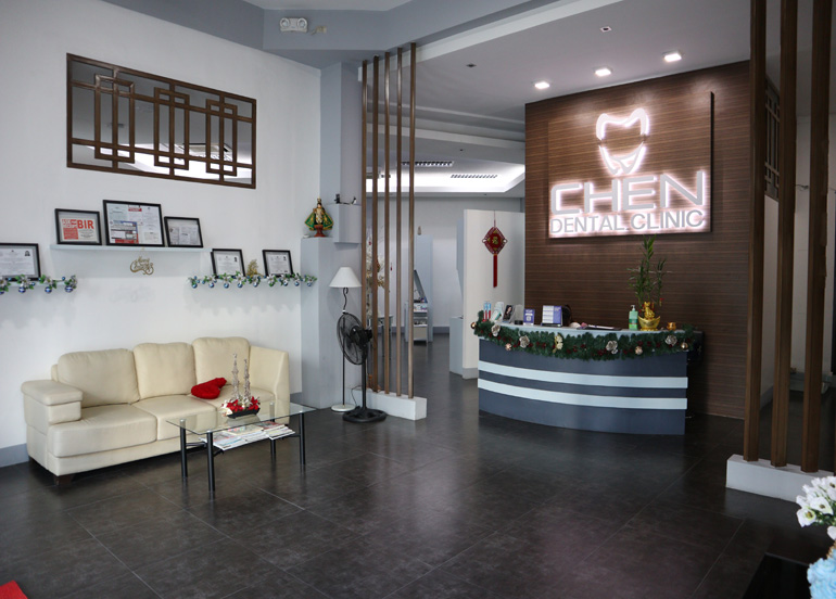 Mb Chen Dental Clinic Interior