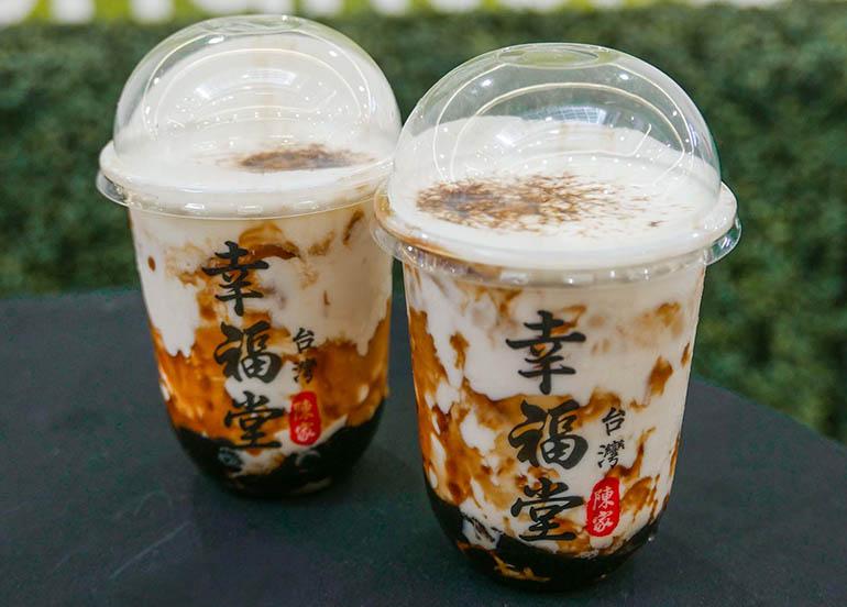 Brown Sugar Boba Milk Tea From Xing Fu Tang