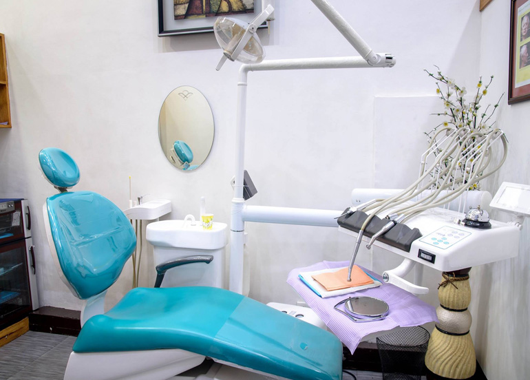Dentacare Interior