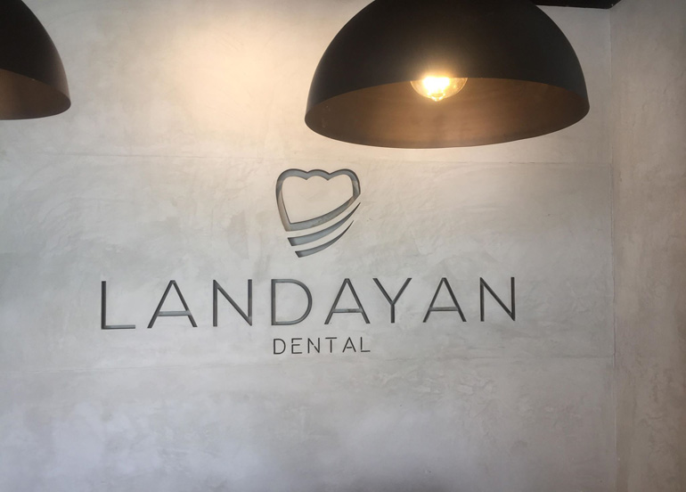 Landayan Dental logo