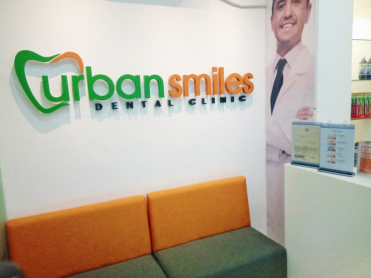 Urban Smiles Interior