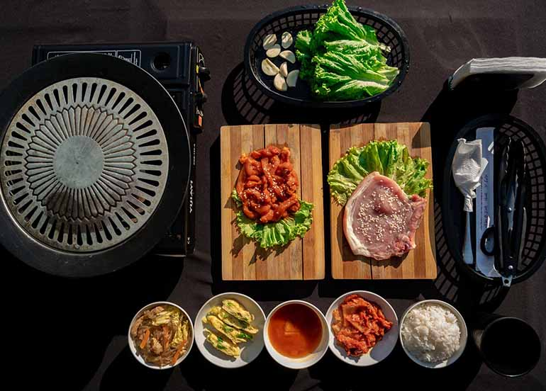 A Spa + Samgyeopsal Package Is Real And We're All For It