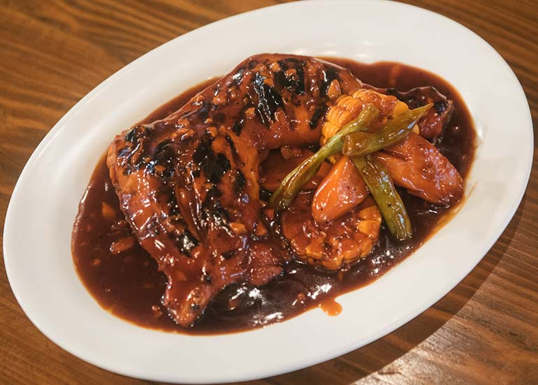 Chicken BBQ  from Paluto