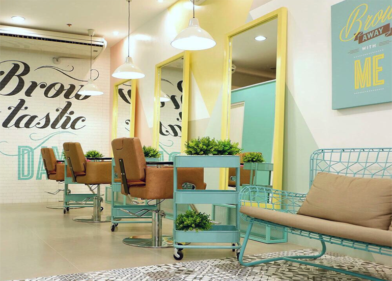 This Eyelash Studio is Your New Go-To For Lash and Brow