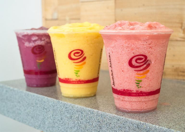 Booky's Favorite Fruit Shakes, Smoothies & More in the Metro