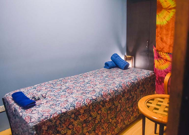 massage-area