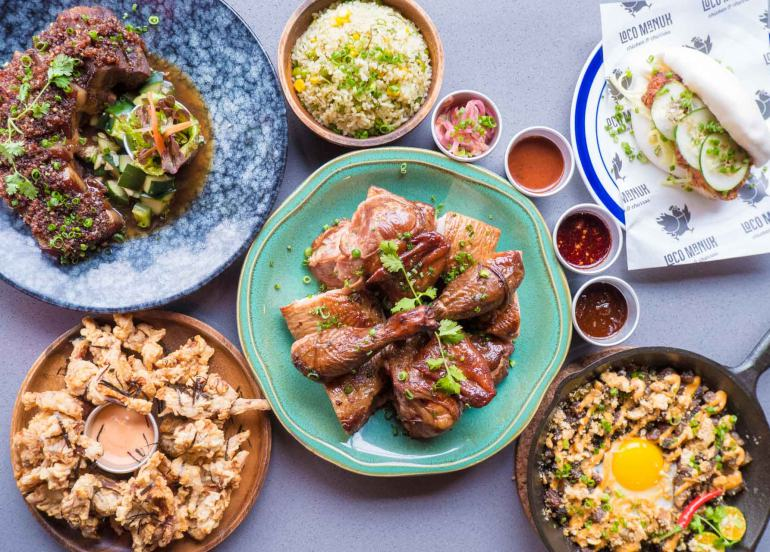 Chicken and Beer Get a Latin-Asian Twist at this Spot in Poblacion, Makati