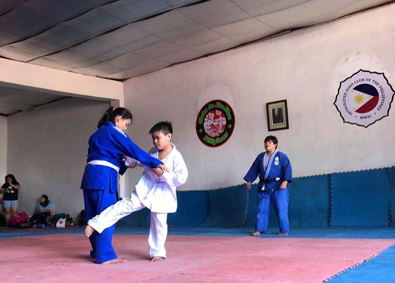 judo-with-kids