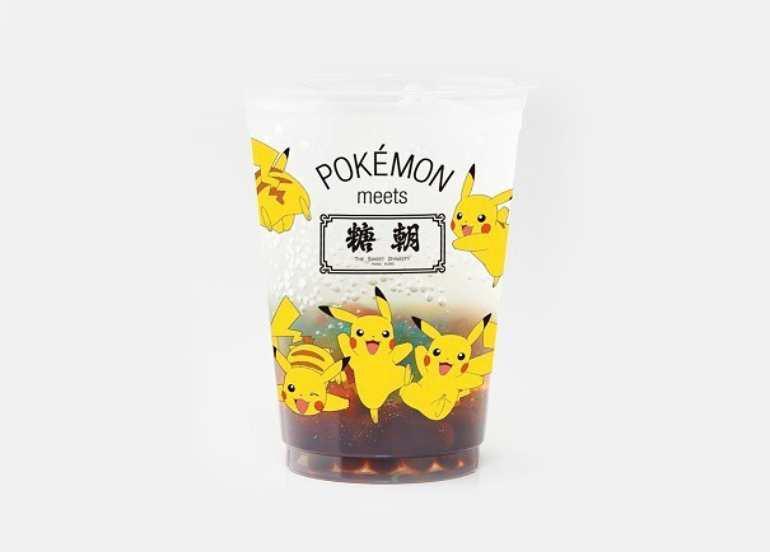 sweet dynasty, bubble tea, boba, milk tea, pokemon, pokemon go