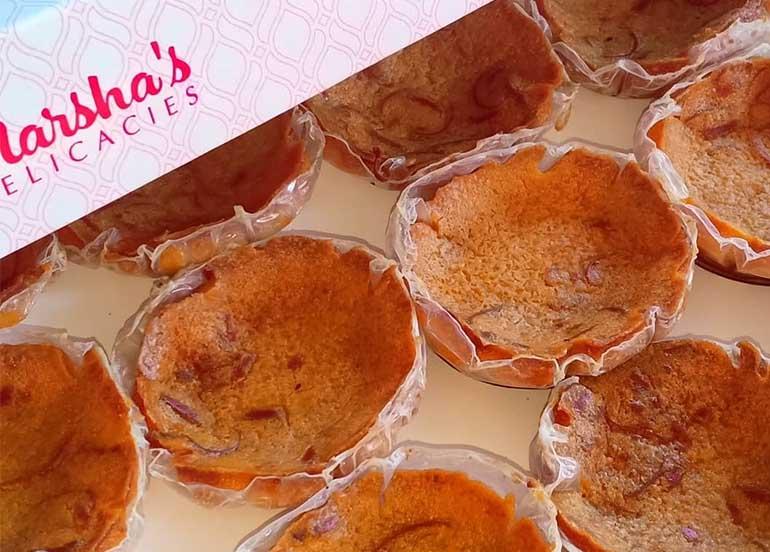 Royal Bibingka from Marsha's Delicacies in Ilocos