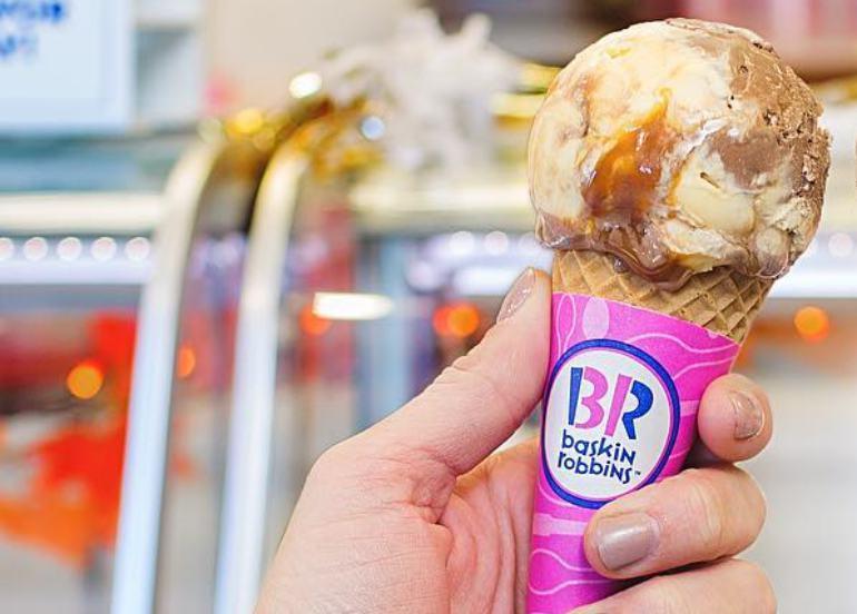 baskin robbins, ice cream, snacks, merienda ideas, cheap snacks, best affordable restaurants in manila