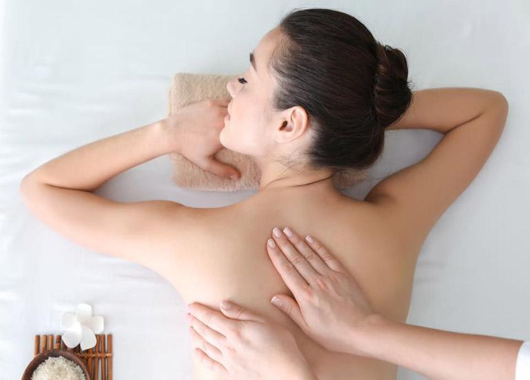 Shiatsu Massage from Asian Massage