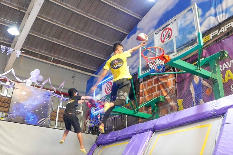 Why your Next Barkada Hangout should be at Trampoline Park