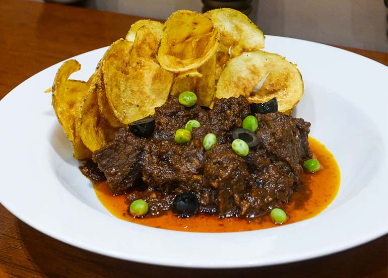 Filipino Food from Marison's