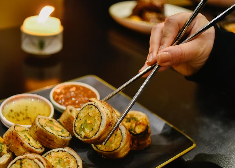 gaja korean restaurant, best restaurants in makati city, restaurants in makati, fine dining restaurants, restaurants in greenbelt