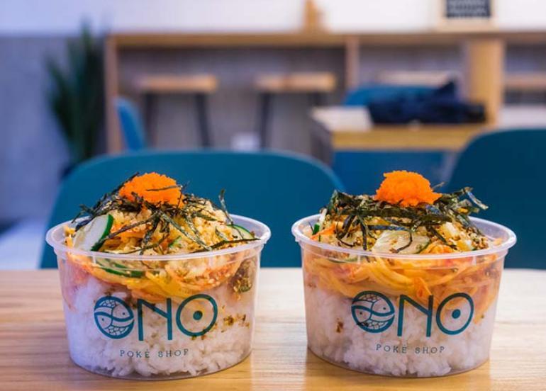 ono poke, poke bowls, best restaurants in makati city, restaurants in makati, fine dining restaurants, restaurants in greenbelt