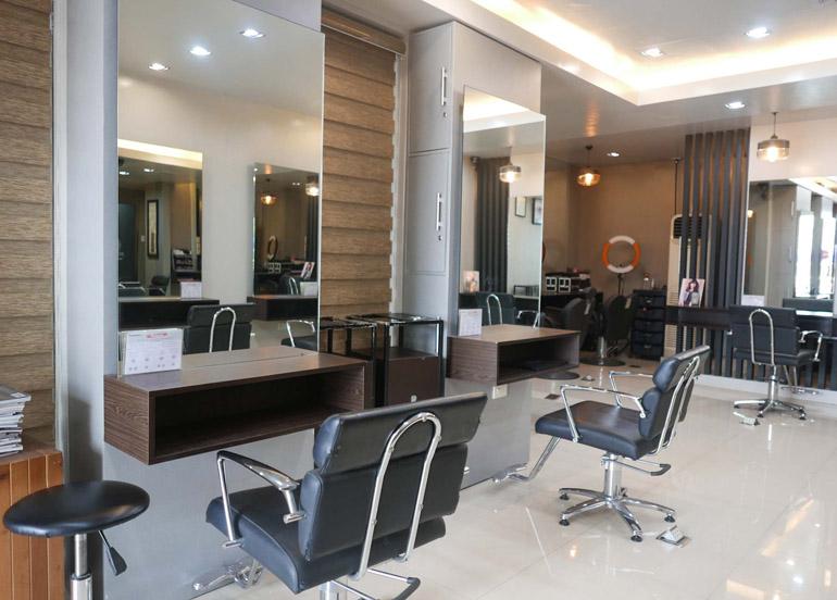 Kami Studio's Salon