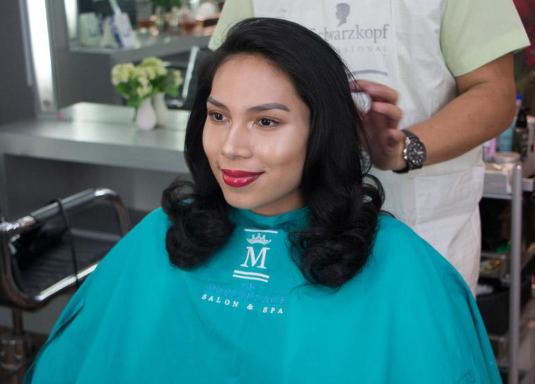 Le Maquillage's Brazilian Blowout