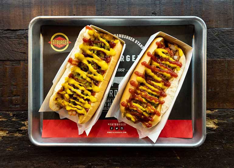 Premium Angus Fatdog from Fatburger