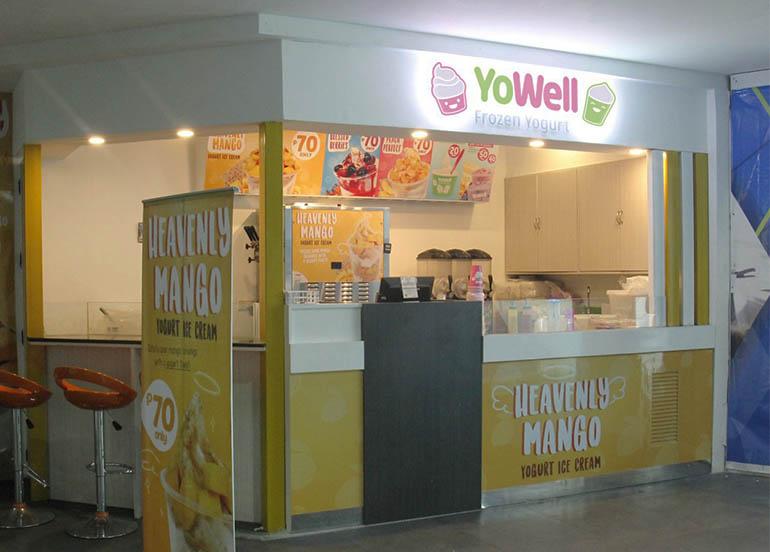 YoWell Kiosk