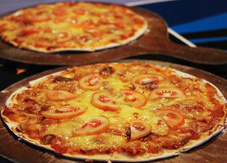Margarita Pizza from Padi's Point
