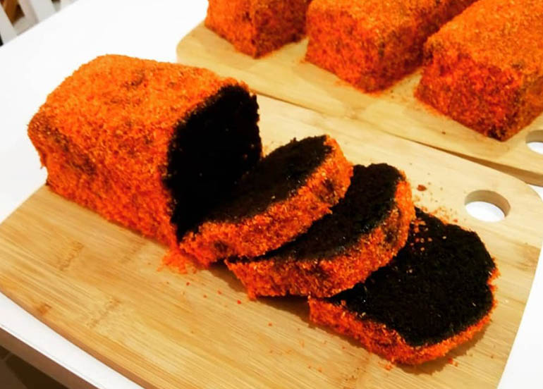 Choco Butternut Loaf from Chia's Kitchen