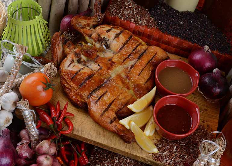 Whole Chicken from Peri-Peri Charcoal Chicken