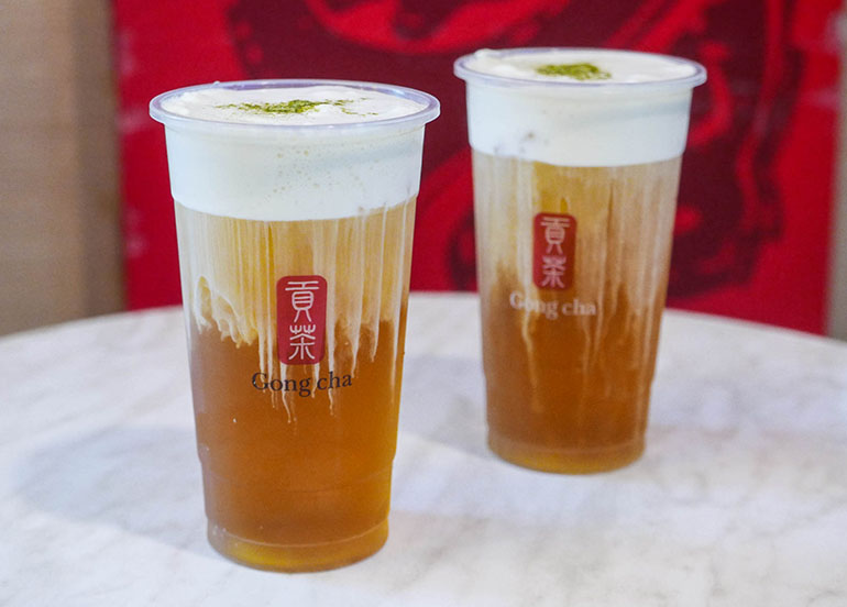 Brace Yourselves for Calories because Gong Cha is Back!