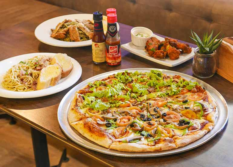 Pizza, Pasta, Wings from NYSM Pizzeria