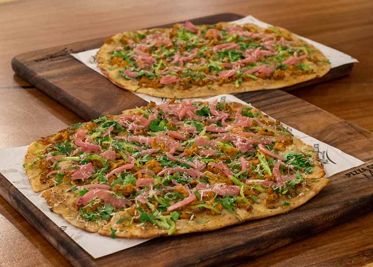 Tequila Lime Chicken Pizza from Pizza Grigliata