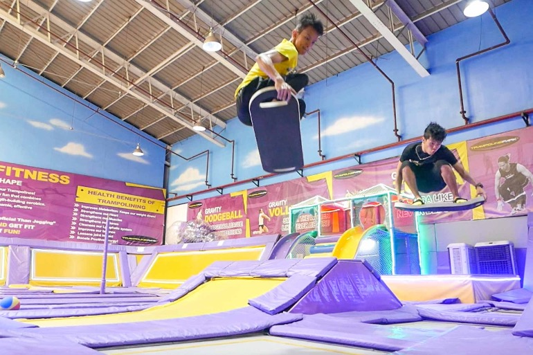 Trampoline Park| top things to do in manila | kids activities | things to do with boys in manila | things to do with girls in manila | things to do with my kids manila| things to do fort santiago | things to do ncr | historical place manila | historical place intramuros | historical place philippines