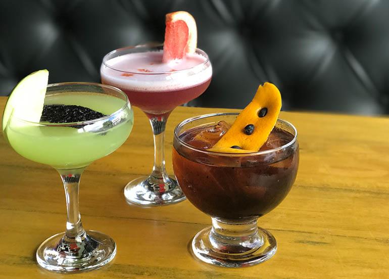 Cocktails from Soru Izakaya