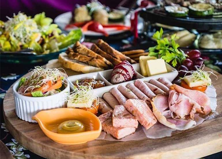 Deli Platter from Vieux Chalet Philippines