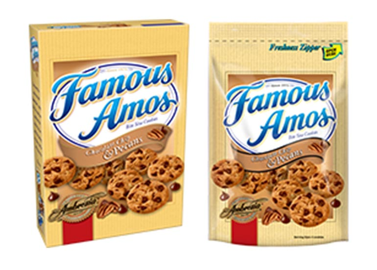 Famous Amos Chocolate Chip and Pecans