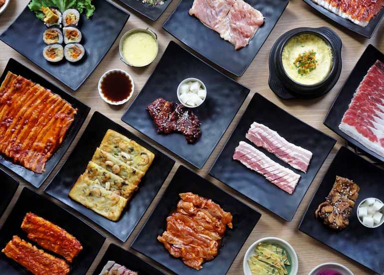 sibyulee unlimited korean bbq