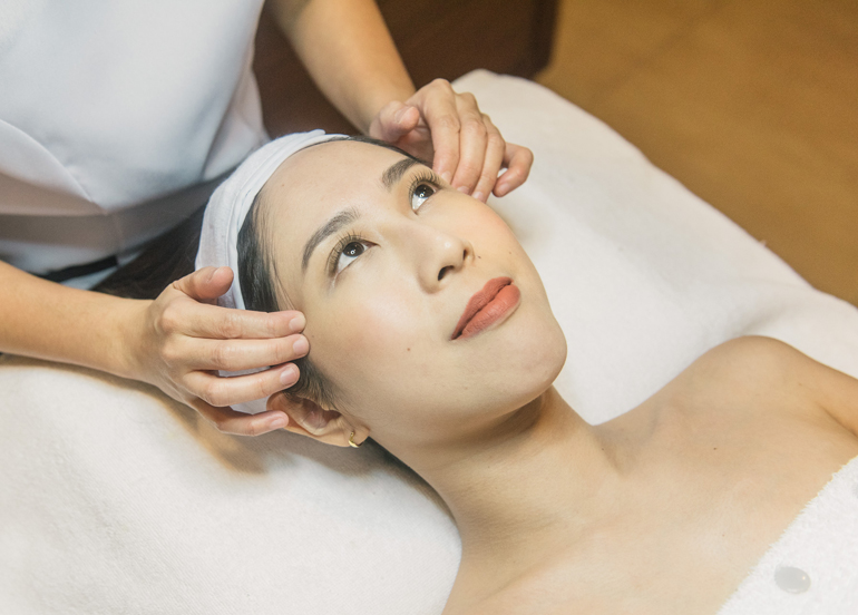 aesthetic science facial