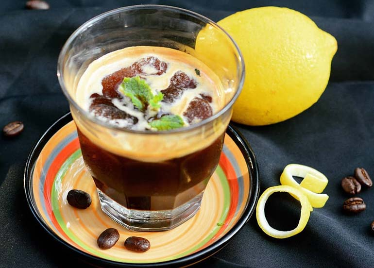 Savasana Lemon from Antipodean Cafe