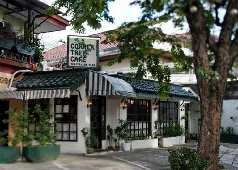 Facade from Corner Tree Cafe