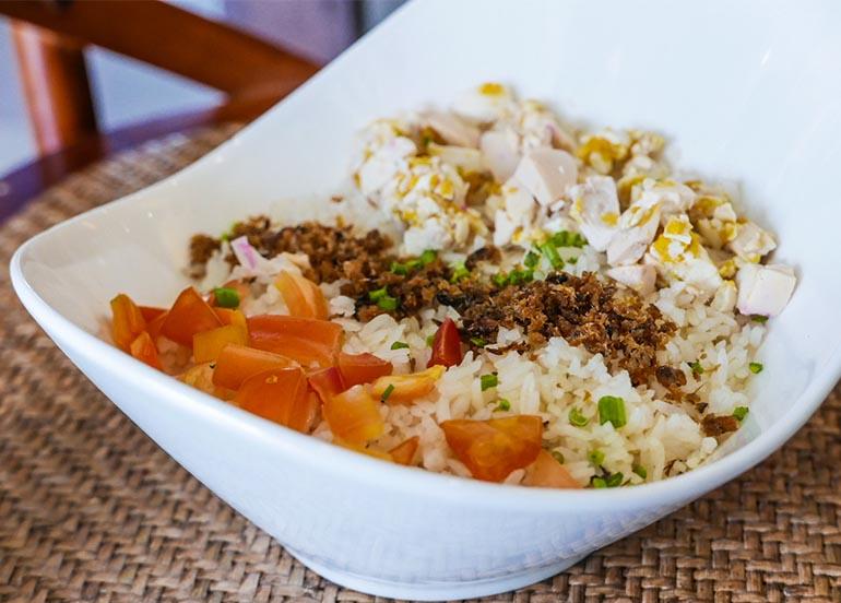 Tinapa Rice from Mesa