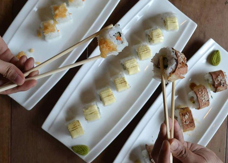 vegetarian-sushi