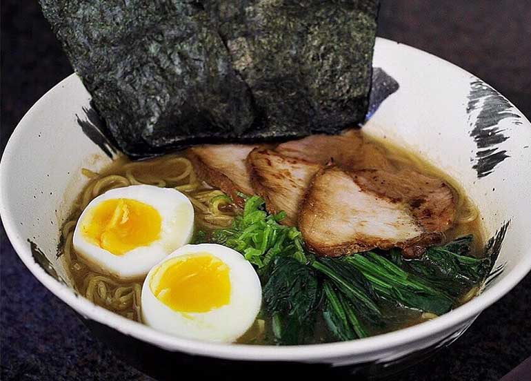 Ramen from Tetsu
