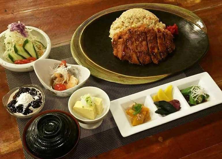 Katsu Set from Tetsu Japanese Restaurant
