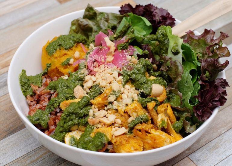 vegetable-rice-bowl
